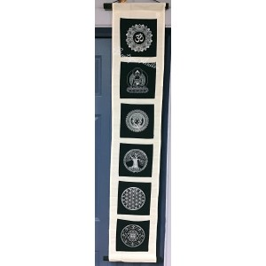 Bannière symboles