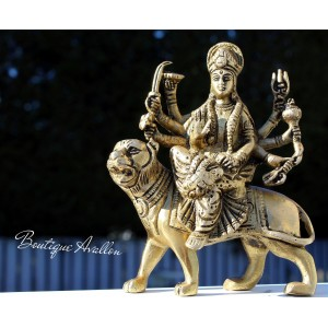 Durga avec tigre