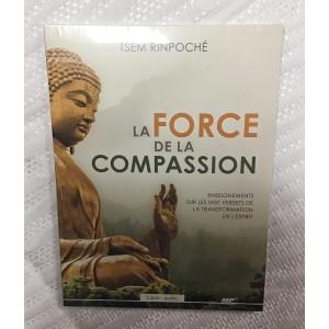 Livre audio la force de la compassion