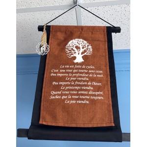 Bannière arbre de vie