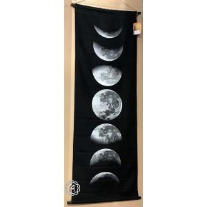 Bannière phases lunaires