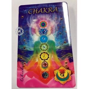 Carte Chakras