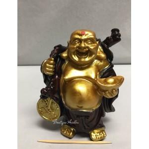 Bouddha rieur offrande