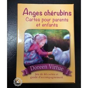 Cartes Anges Chérubins