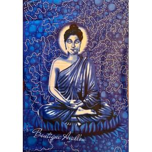 Murale Bouddha